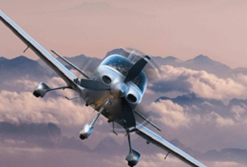 Carbon für Luftfahrt