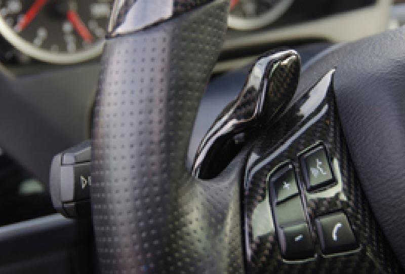 Herstellung von Carbon Autoteilen