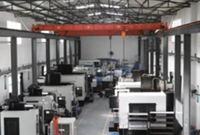 Produktionsstätte in China
