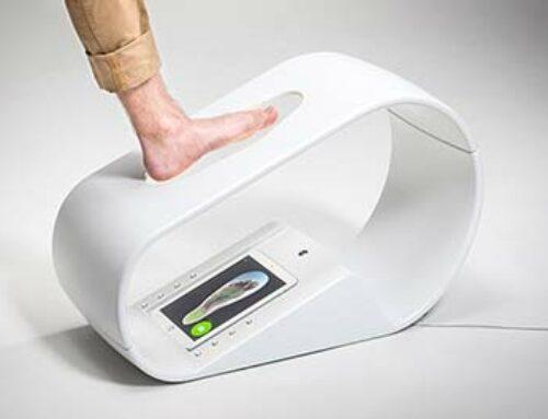 iFEET foot analysis device