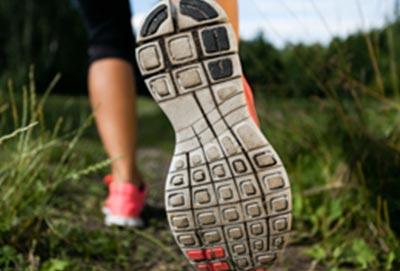 Polyurethan Verwendung bei Schuhsohlen