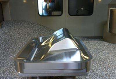 Beispiel Spritzgusswerkzeug Aluminium