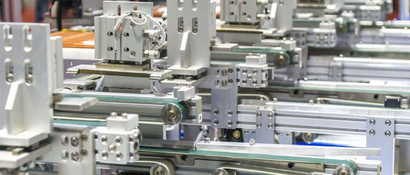 Automatisierung der Produktion