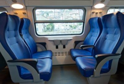 Polyurethan Verwendung in der Bahntechnik