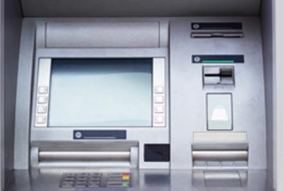 Bankomat mit Polyurethan Komponenten von Keiko