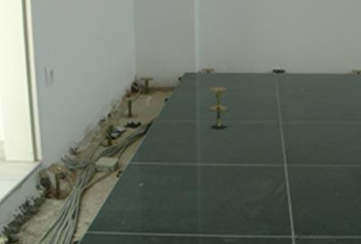 Bodensystem mit Polyurethan Komponenten von Keiko