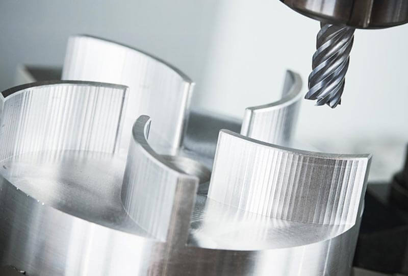 Metallbearbeitung bei Produktherstellung